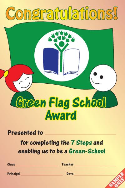 Green School Certificate GS02