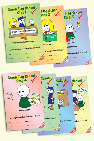 Green School Award Pack