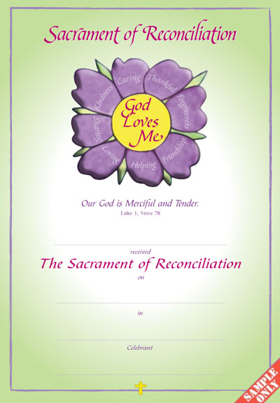 Reconciliation Certificate Ref R14