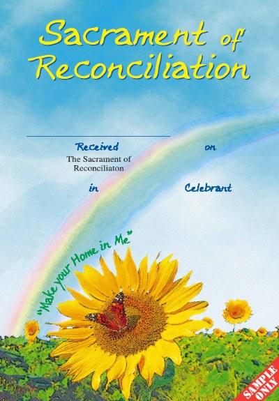 Reconciliation Certificate Ref R11