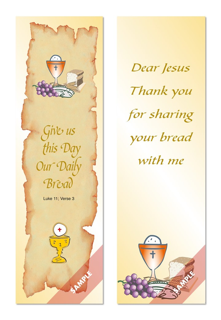 Communion Prayer Card Ref PC29
