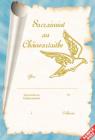 Teastas Cóineartaithe C64